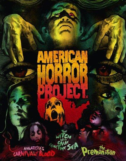 American Horror Project - Vol 1
