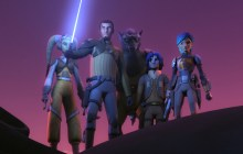 STAR WARS REBELS: The Mystery of Chopper Base - New Clip and Images