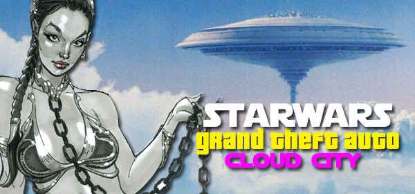 Star Wars Game Cloud City