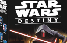 Fantasy Flight Announces Star Wars: Destiny: Collectible Dice & Card Game