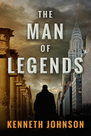 The Man of Legends jacket cover