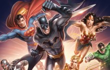 DC Animated Movies Announces 10th Anniversary Collection