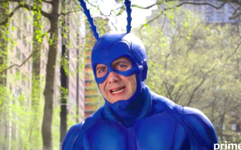 The Tick: New Trailer Announces Season 2