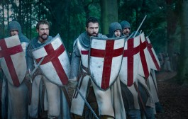 Knightfall Season One on Blu-ray and DVD