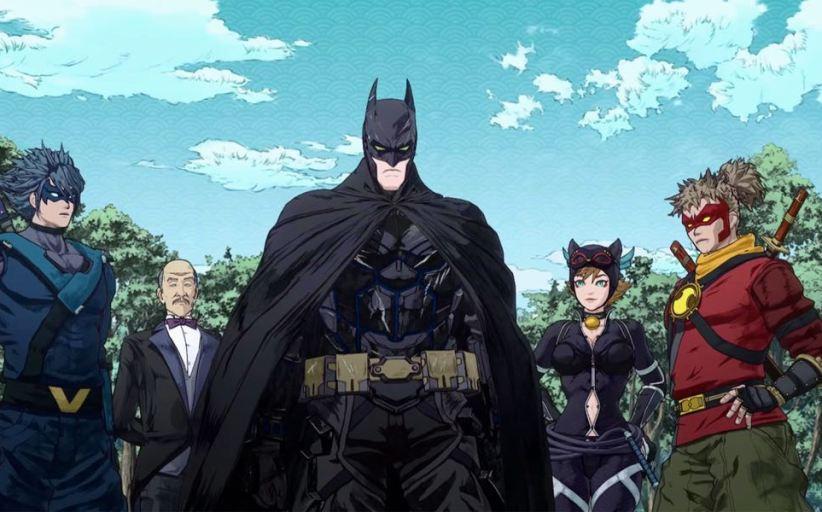 Batman Ninja Sneak Preview