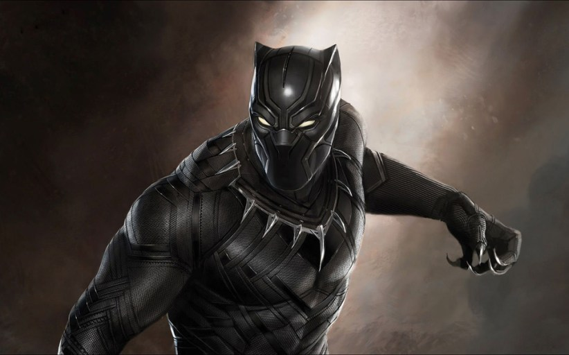 Black Panther coming to home video!