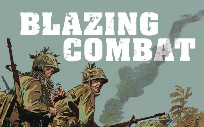 Blazing Combat book review