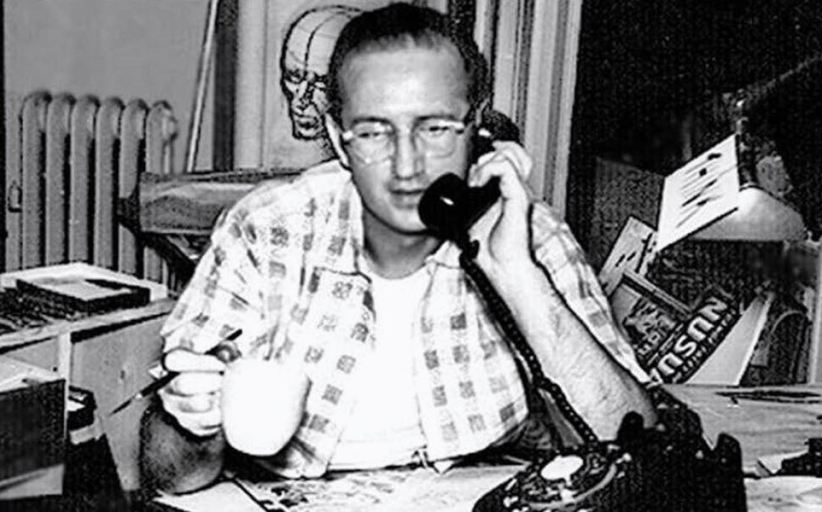 Sci-Fi Nerd - Steve Ditko (1927-2018): In Memory, The Passing Of A Comic-Book Legend