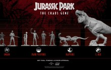 Mondo Announces Jurassic Park: The Chaos Engine board game