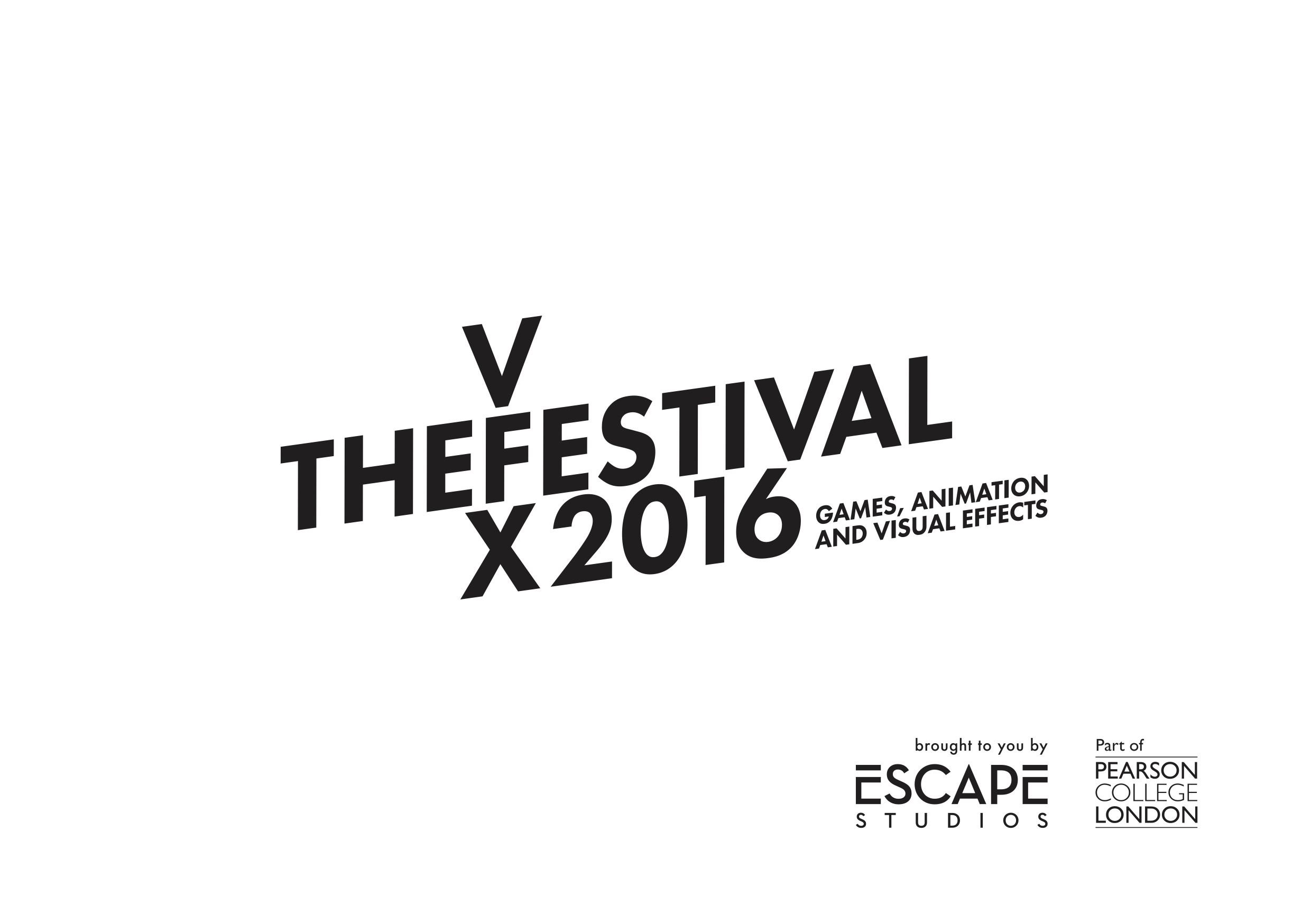 WIN! 3 pairs of tickets for The VFX Festival 2016