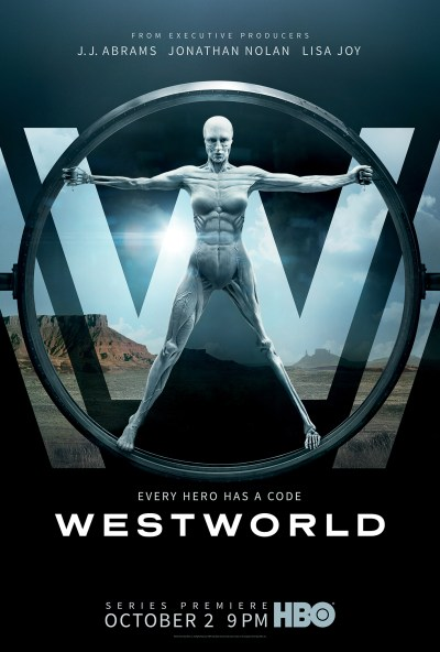 Westworld: new poster teases new age of robots | SciFiNow ...