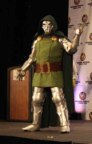 Cosplay: Doctor Doom