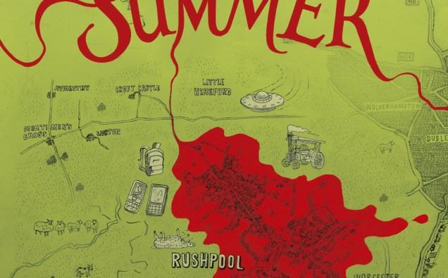 Foxglove Summer - Cover