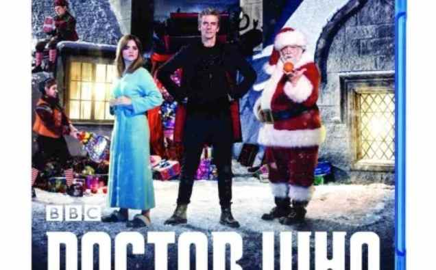 Doctor Who Last Christmas.Doctor Who Last Christmas Coming To American Blu Ray Dvd
