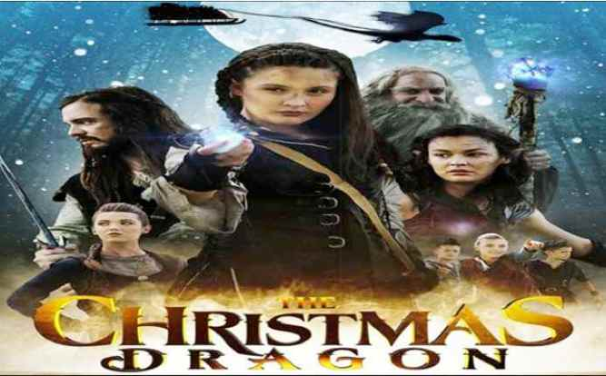 The Christmas Dragon.In Review The Christmas Dragon Dvd Blu Ray Vod