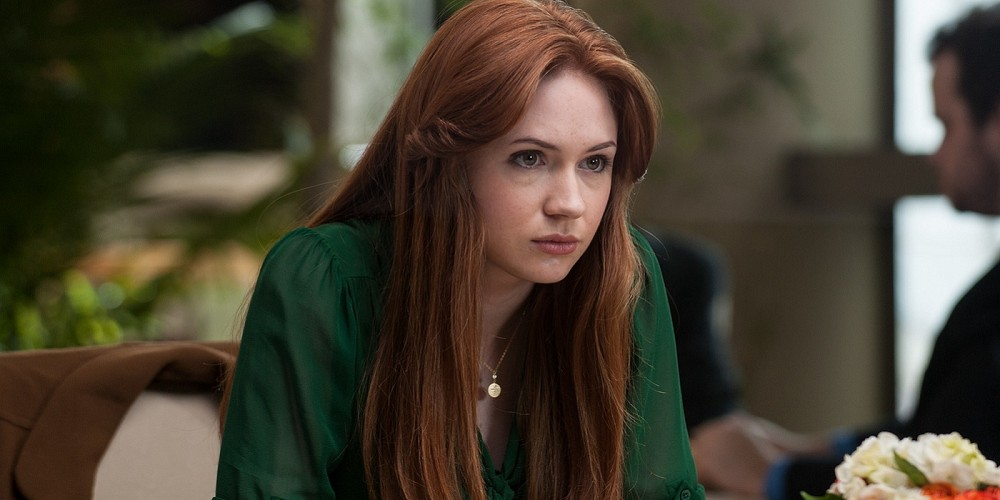 'Doctor Who's' Karen Gillan Joins Cast Of 'Jumanji'