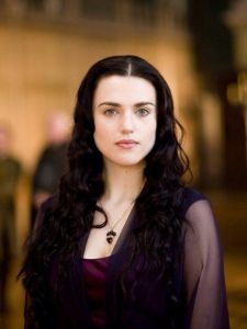 Katie McGrath Lena Luther