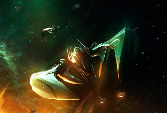 Void Wraith Trilogy by Chris Fox