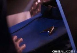 R Spocks tunic