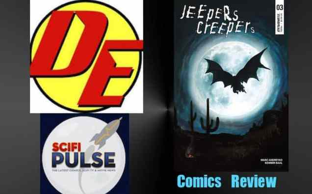 In Review: Jeepers Creepers #3