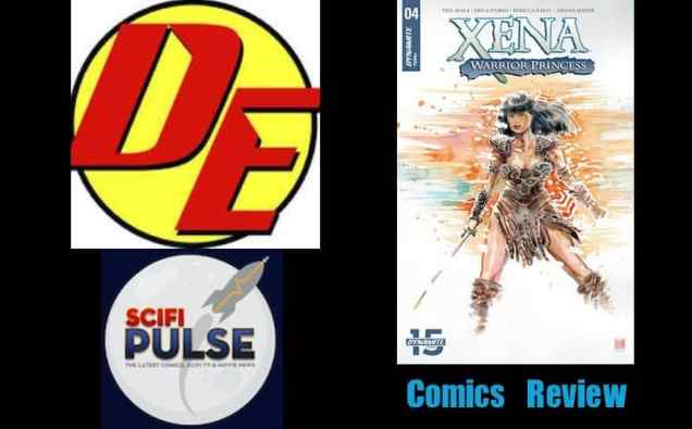 In Review: Xena: Warrior Princess (2019-) #4