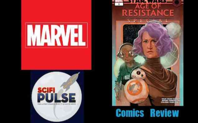 In Review: Star Wars: Age of Resistance Special #1