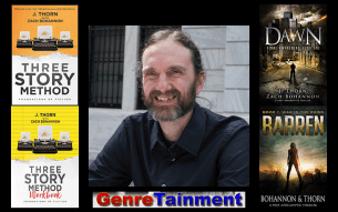 GenreTainment - Author J. Thorn