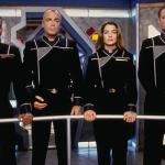 Babylon 5 new uniforms
