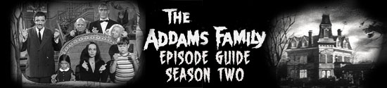 Addams Family Episodes Season 2