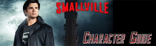 Smallville character guide