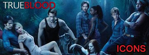 True Blood Icons
