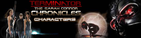 The Sarah Conner Chronicles Characters