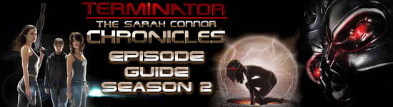 Terminator: The Sarah Conner Chronicles Season 2