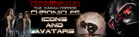 Terminator: The Sarah Conner Chronicles Icons