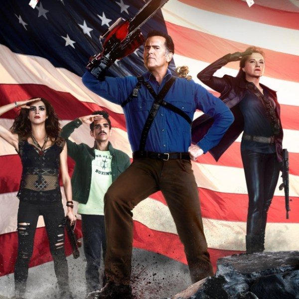 Ash Vs Evil Dead Season 2 new poster