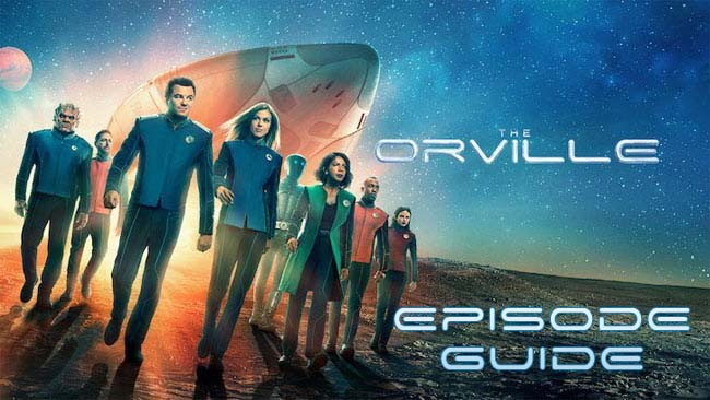 The Orville Episode Guide