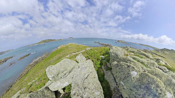 Scilly Featured In Unique Landscape Collection Today