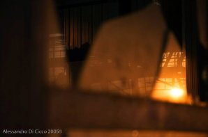 dietro il vetro - behind the glass