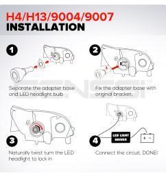 h13 bulb wiring diagram h13 headlight elsavadorla hid wiring diagram h13 bulb wiring [ 1700 x 1700 Pixel ]