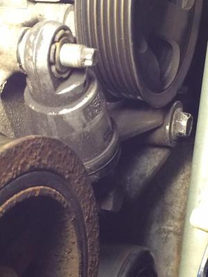 Service manual [2008 Scion Xd Tension Pulley Change]  Service Manual How To Replace A Tensioner