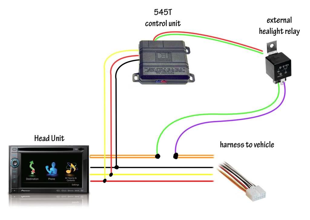 HOW TO Auto Dim Your Radio With Sunlight Scionlife Com