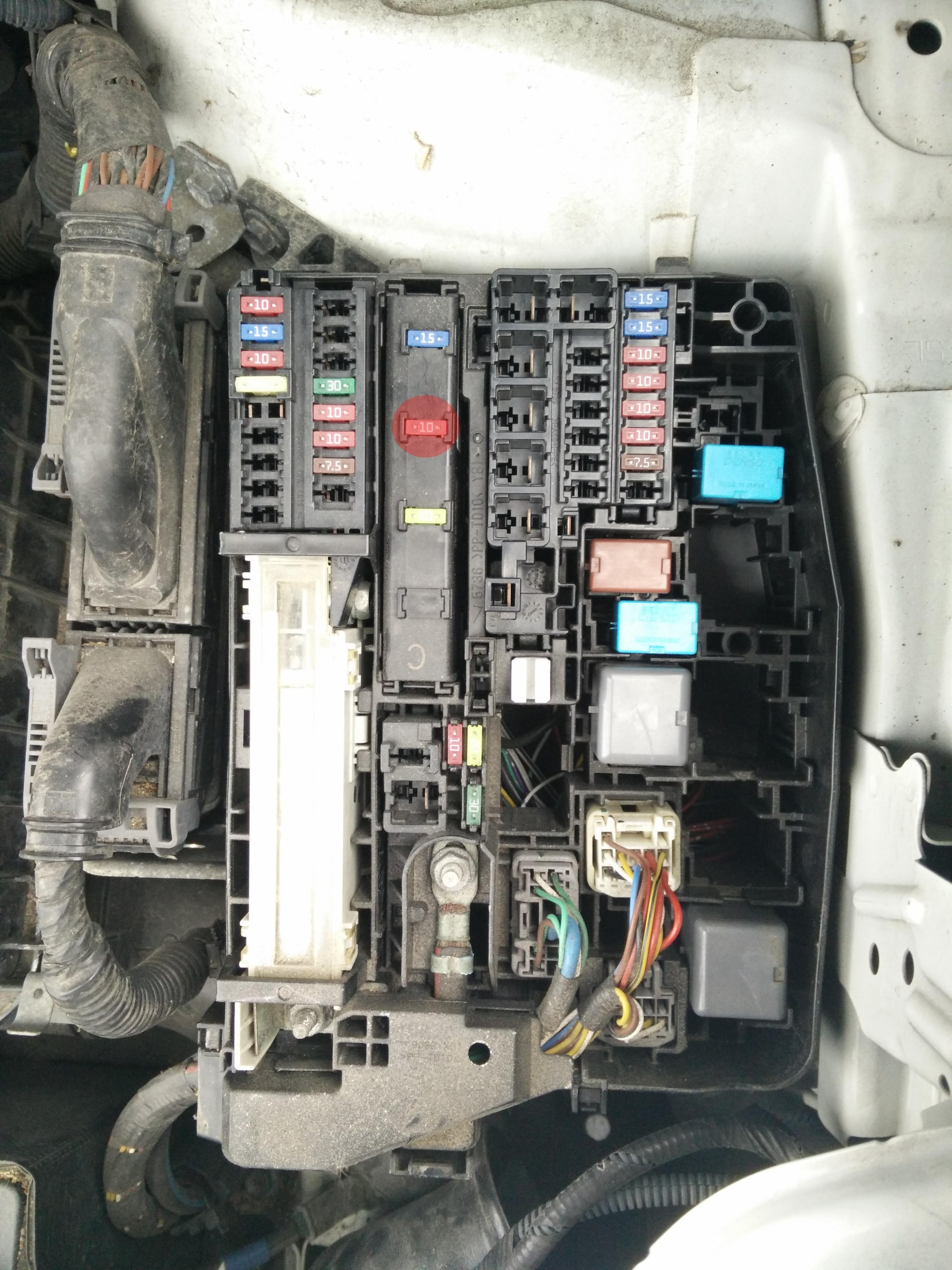 hight resolution of scion xb fuse panel diagram wiring diagram expert 2009 scion xb fuse box