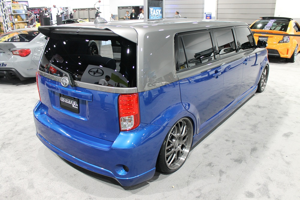 Sema 2013  The Most Pimped Out Scion So Far Is Strictly