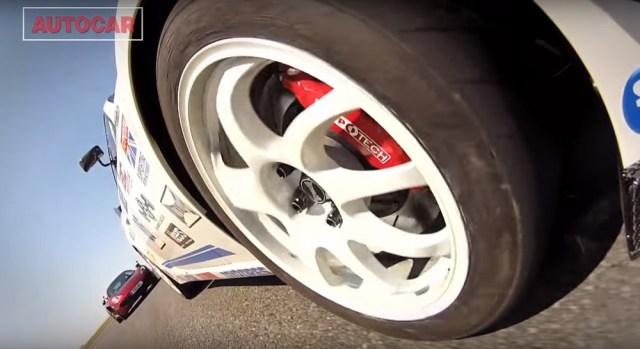ScionLife.com Fensport McLaren MP4-12C vs. Toyota GT86 Scion FRS turbo