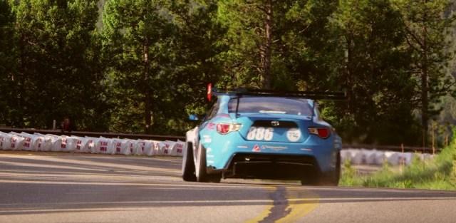 ScionLife.com Toyota Scion Racing GT86 86 Pikes Peak