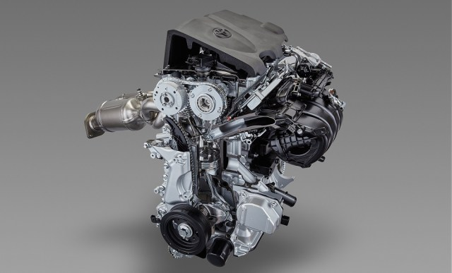 Scionlife.com Toyota M20A-FKS Engine 2019 Toyota Corolla News Dynamic Force