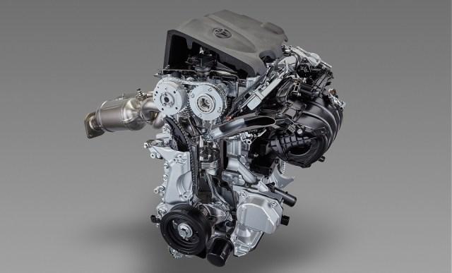 Scionlife.com Toyota M20A-FKS Engine 2019 Toyota Corolla News Dynamic Force
