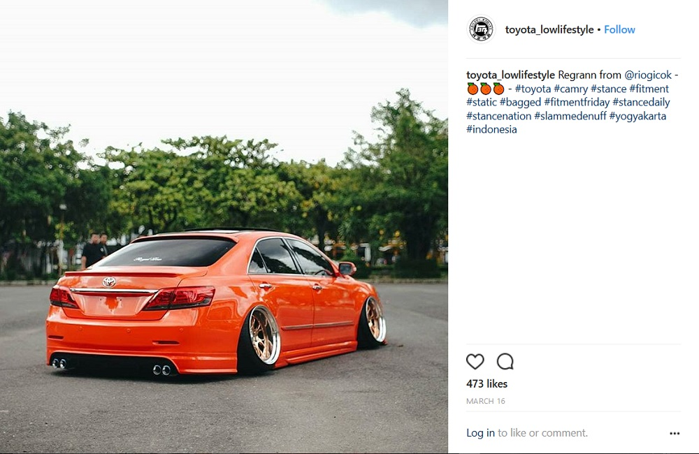 Instagram Account Of The Week 6 Toyota Lowlifestyle Scionlife Com