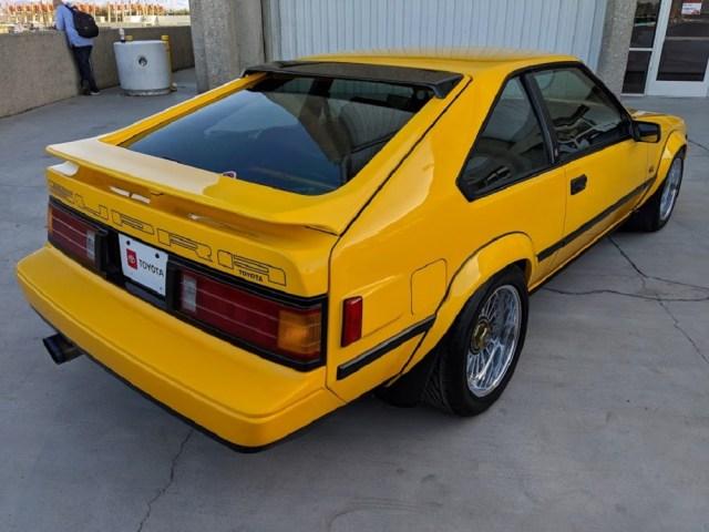 1985 Toyota Supra SEMA 2018