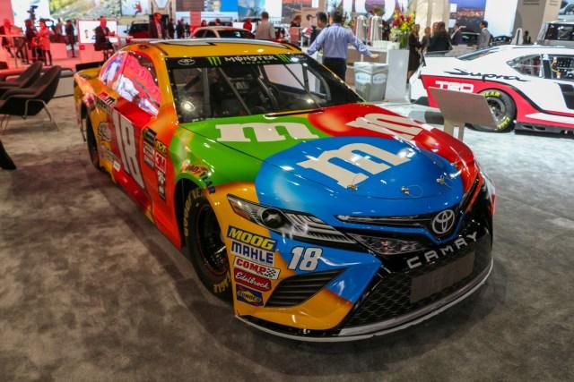 2019 Toyota Camry NASCAR Los Angeles Auto Show
